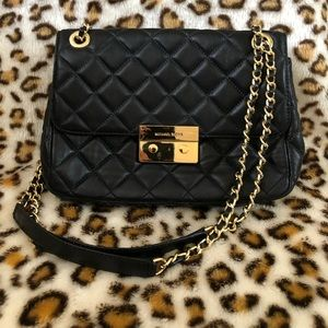 Michael Kors Quilted Shoulder Bag